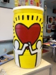 We didn't think one Keith Haring barrel was enough...